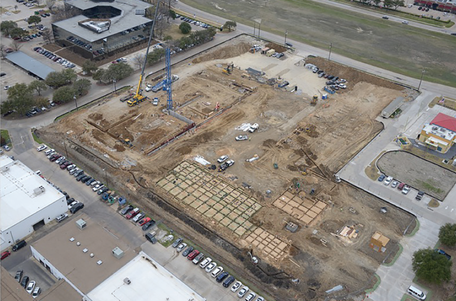 Combined Technologies Treat BTEX at Former Car Dealership in Texas