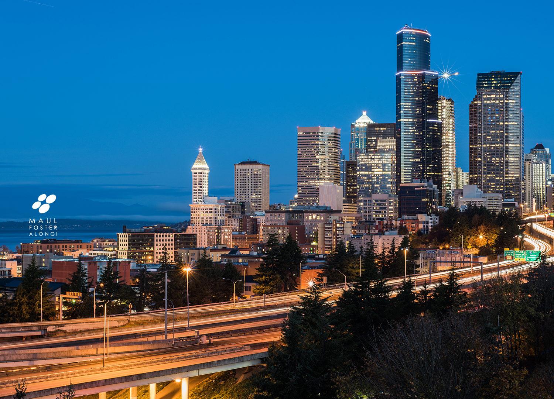 Retro-Coat vapor mitigation in Seattle